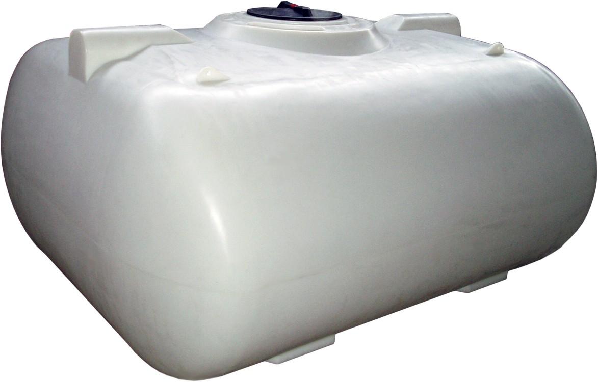 Емкость белого цвета для транспортировки жидкостей